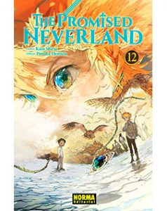 The Promised Neverland tomo 12