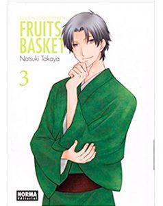 Fruits Basket Edicion Coleccionista 03