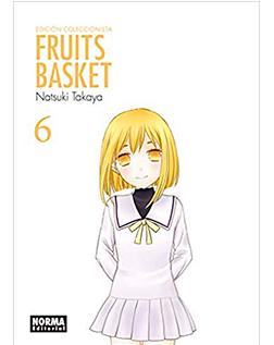 Fruits Basket Edicion Coleccionista 06