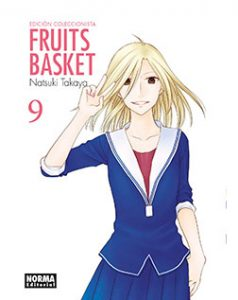 Fruits Basket Tomo 09