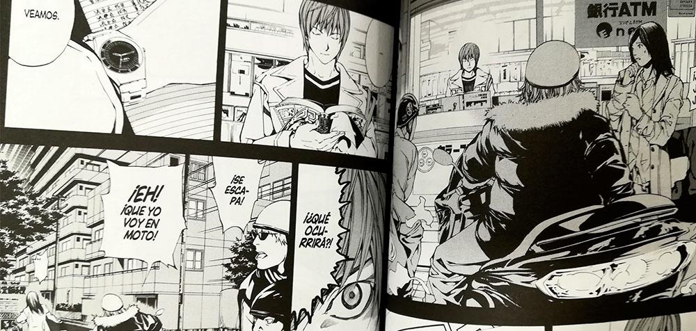 Death Note dibujos
