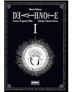 Death Note Black Edition Tomo 1