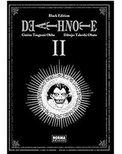 Death Note Black Edition Tomo 2