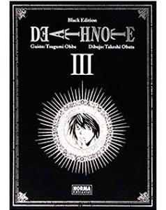Death Note Black Edition Tomo 3