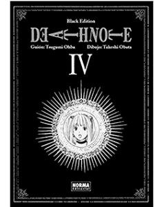 Death Note Black Edition Tomo 4