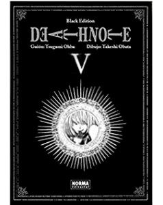 Death Note Black Edition Tomo 5