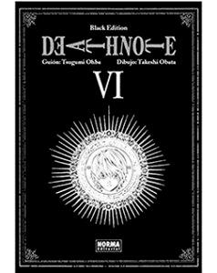 Death Note Black Edition Tomo 6