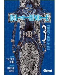 Death Note Edicion Glenat 03
