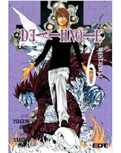 Death Note Edicion Glenat 06