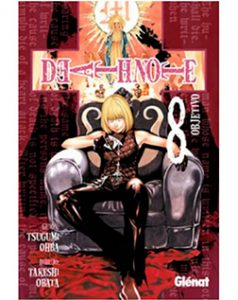 Death Note Edicion Glenat 08