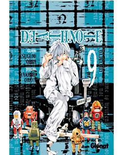 Death Note Edicion Glenat 09