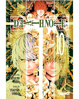 Death Note Edicion Glenat 10