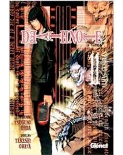 Death Note Edicion Glenat 11