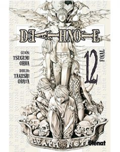Death Note Edicion Glenat 12