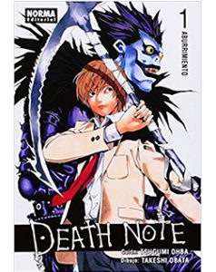 Death Note Tomo 01