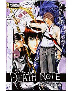 Death Note Tomo 02