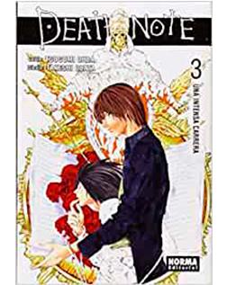 Death Note Tomo 03