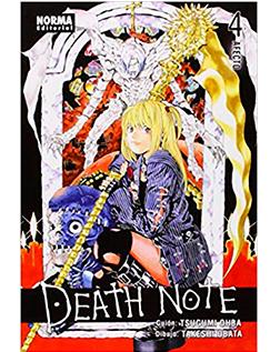 Death Note Tomo 04