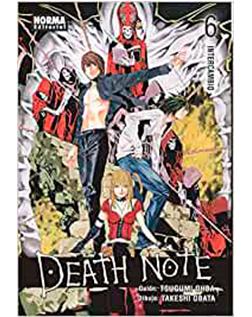 Death Note Tomo 06