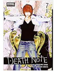 Death Note Tomo 07