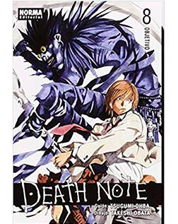 Death Note Tomo 08