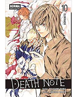 Death Note Tomo 10