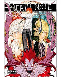 Death Note Tomo 11