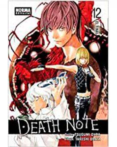 Death Note Tomo 12
