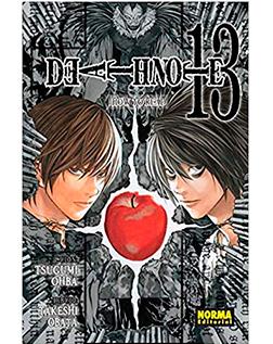 Death Note Tomo 13