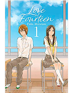 Love at Fourteen tomo 01