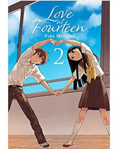Love at Fourteen tomo 02