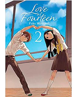 Love at Fourteen tomo 02