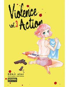 Violence Action Tomo 3