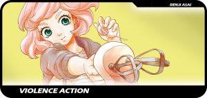 Violence Action manga