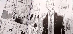 Ao no Flag entrada manga