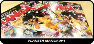 Planeta Manga 1