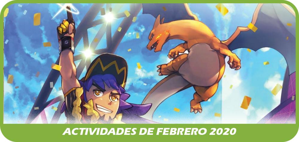 Actividades de Febrero 2020
