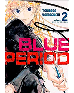 Blue Period Tomo 02