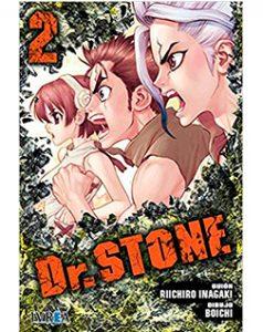 Dr. Stone Tomo 02