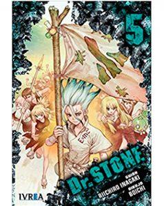 Dr. Stone Tomo 05