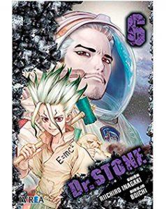 Dr. Stone Tomo 06