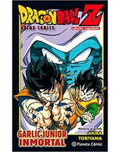 Dragon Ball Anime Comics Garlick Junior Inmortal