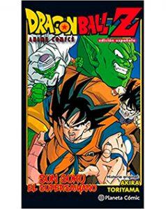 Dragon Ball Anime Comis Son Goku el Supersaiyano