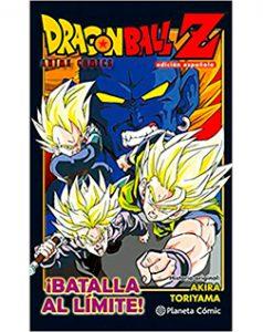 Dragon Ball Anime Comics Batalla al Límite