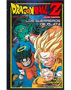 Dragon Ball Anime Comics Los Guerreros de Plata