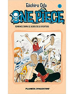 One Piece Tomo 01