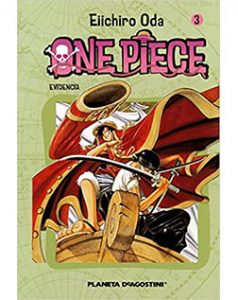One Piece Tomo 03