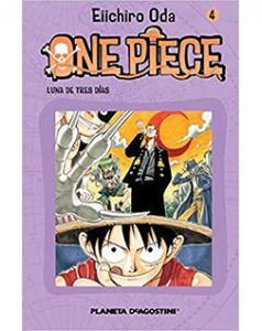One Piece Tomo 04