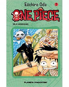 One Piece Tomo 07