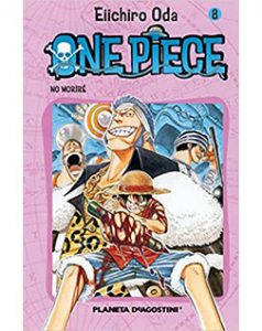 One Piece Tomo 08